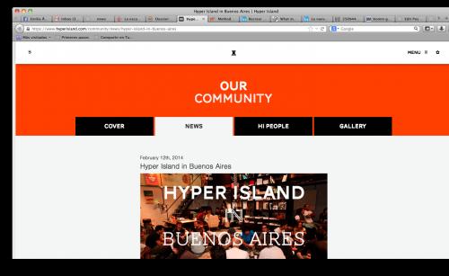 hyper island feb 26 2014